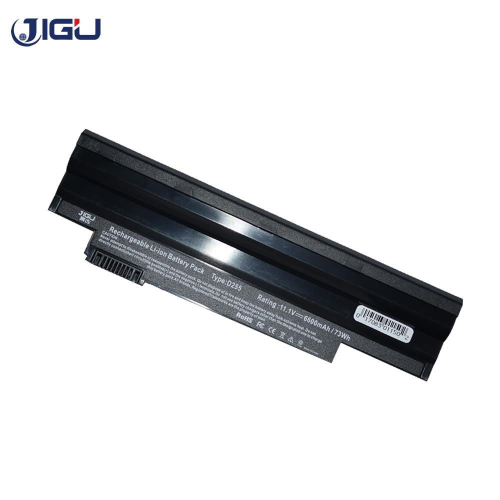 JIGU batería del ordenador portátil para Acer Aspire uno AOD255 D257E D255E...