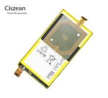 Ciszean 1x  2600mAh LIS1561ERPC NFC Battery For Sony Xperia Z3 Compact Z3c mini D5803 D5833 For C4 E5303 E5333 E5363 E5306