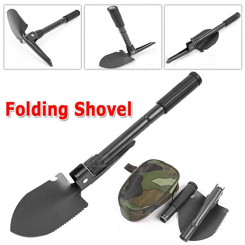 FATCOOL военный портативный складной Лопата для выживания лопатка Dibble выбор аварийный Сад Кемпинг Открытый лопатка инструмент