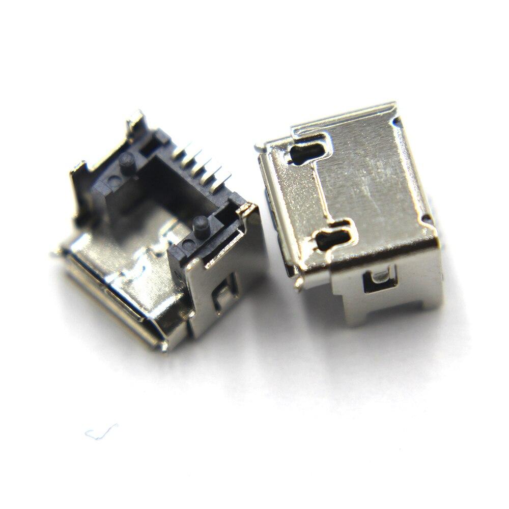 2 unids/lote Puerto de carga Micro USB reemplazo OEM para cargar 2 altavoces Bluetooth