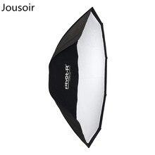 150 см восьмиугольный складной зонт софтбокс Отражатель с креплением Bowens s-типа Speedring Studio Strobe Flash-BlackCD15