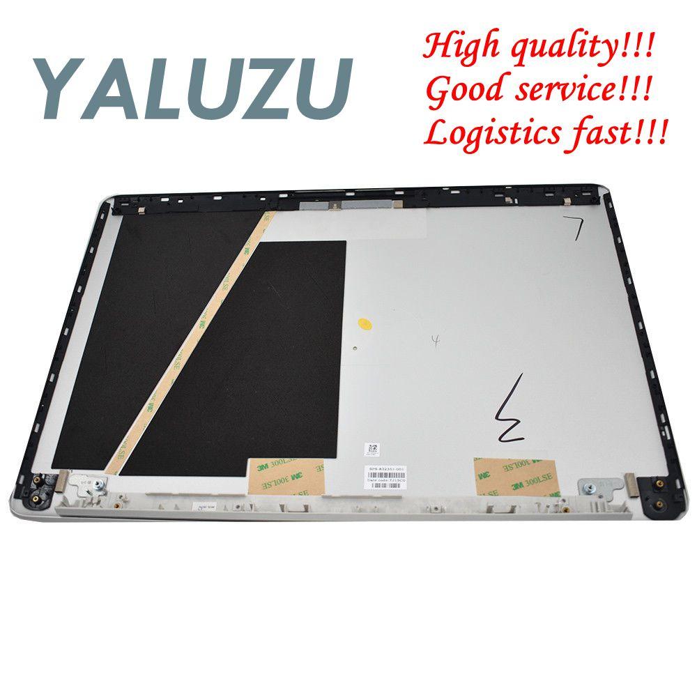YALUZU new LCD Back Cover Rear Lid 832351-001 For Hp Envy M7-N109DX 17T-N100 M7-N 17-N LCD top case white color AM1CQ000200