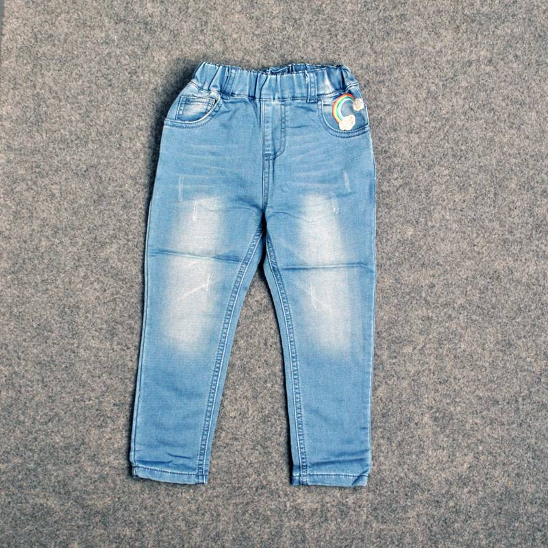 STRIVE LUCK jeans para niñas, pantalones vaqueros para niños, monos de mezclilla, Ropa para Niñas, pantalones vaqueros, disfraz para niñas, pantalones vaqueros para bebés