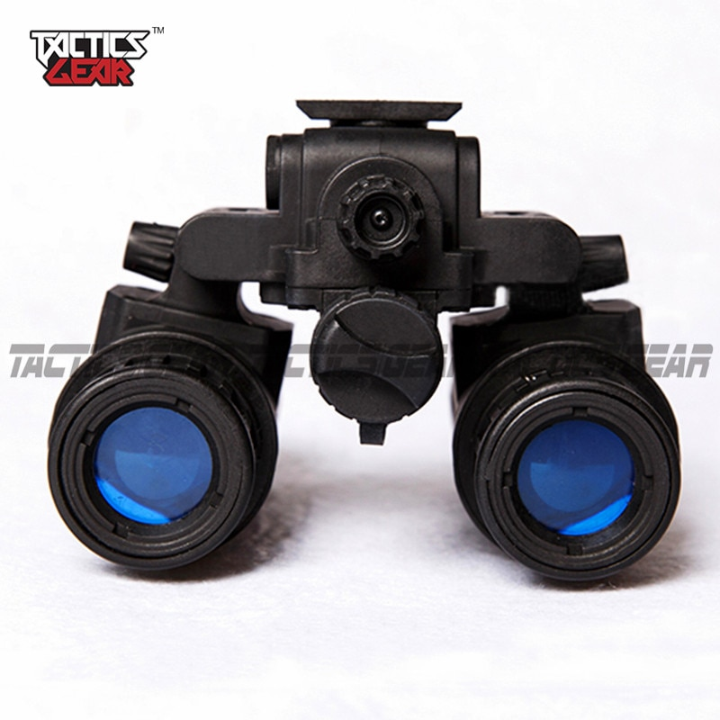 Nuevo binocular visión nocturna simulada modelo AN/PVS31 casco táctico visión nocturna virtual NVG sin función