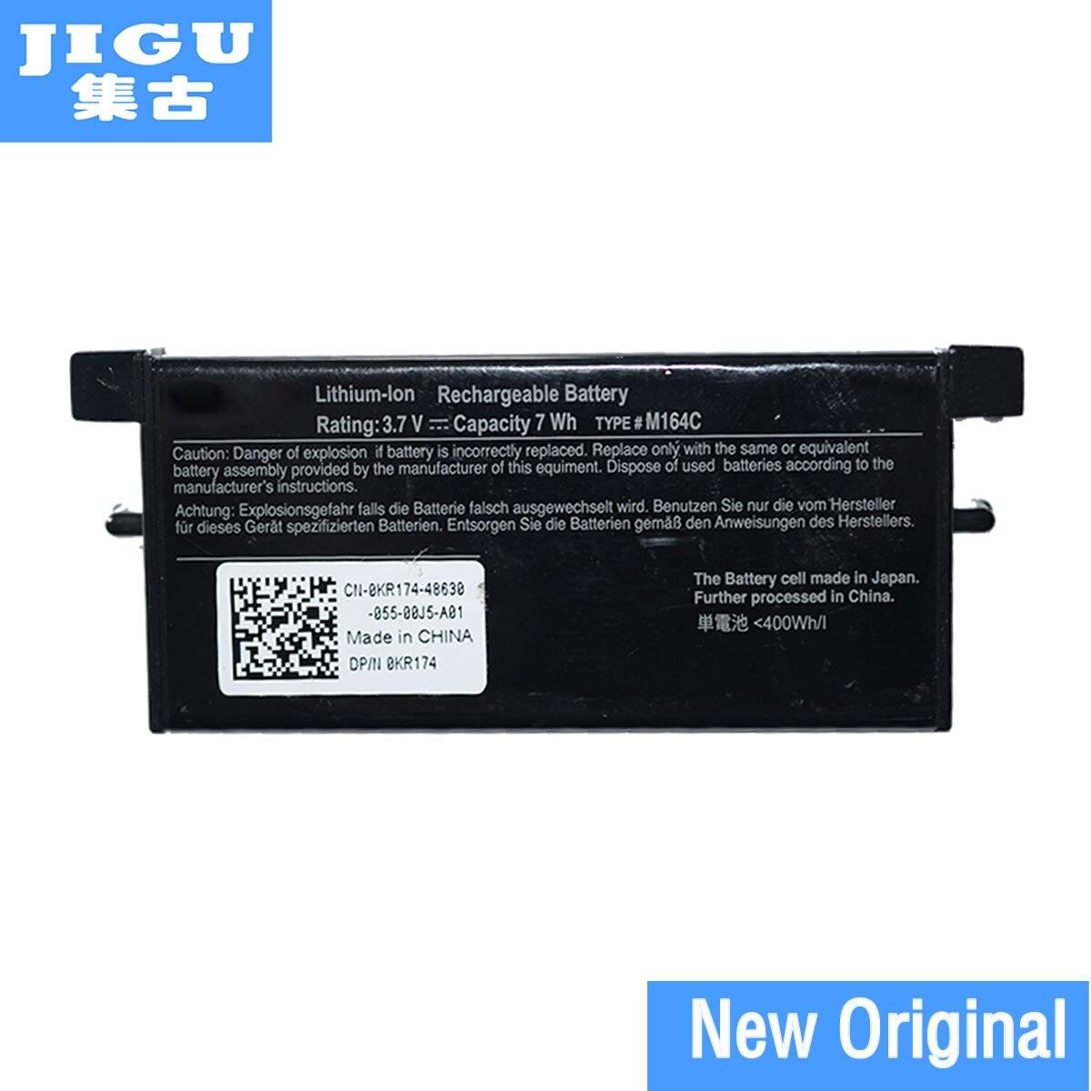 JIGU-بطارية الكمبيوتر المحمول الأصلية GC9R0 KR174 M164C M9602 X8483 لجهاز DELL PERC 5/E 6/E H700 H800