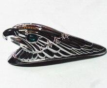 오토바이 액세서리 거대한 거북이 수정 부품 프론트 펜더 이글 헤드 (핫) 거대한 거북이 액세서리