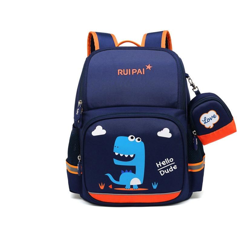 Детские рюкзаки для детского сада, Детские нейлоновые рюкзаки с мультяшным принтом, школьные сумки для маленьких девочек и мальчиков, mochilas
