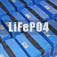 LiFePO4 סוללה 24V 36V 48V 60V 72V סוללה עם 1000W 2000W 3000W ebike
