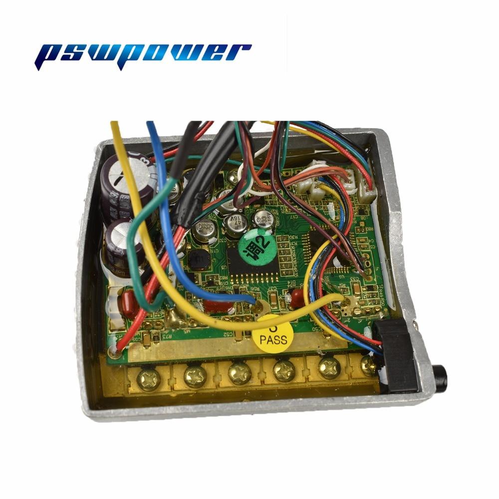 Контроллер для замены 36В 250 Вт/350 Вт или 48В 500 Вт/750 Вт TSDZ2, Электрический центральный мотор для велосипеда