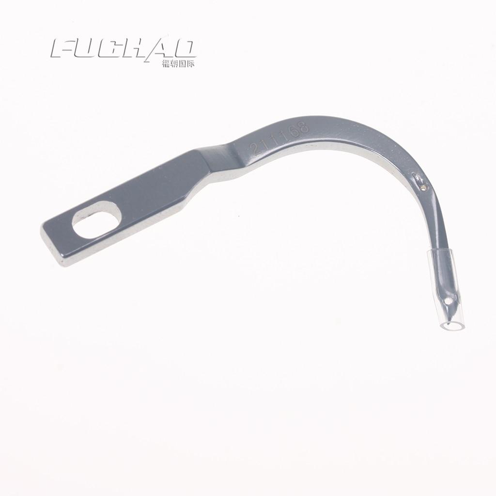 Looper de cadena 211168 adecuado para la flexión de aguja curvada E56 de piezas de Repuestos para máquinas de coser industriales de aguja