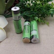 100% Originele 18650 batterij Voor NCR18650B 3400 mAh 3.7 V Oplaadbare batterij PCB Beschermd Japan invoer batterij + Gratis Winkelen