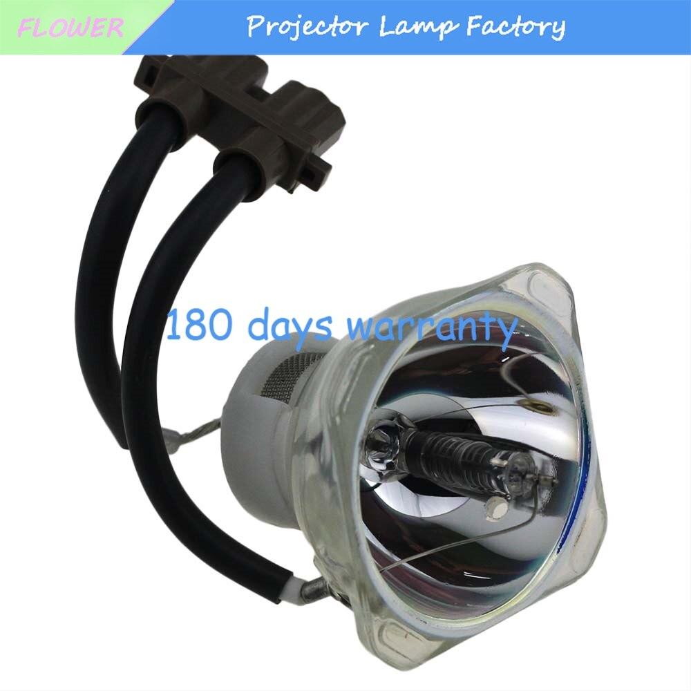 Lâmpada de substituição para projetores, lâmpada para mitsubishi VLT-XD205LP MD-330S MD-330X sd205r sd205u xd205r xd205u series