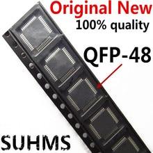 (5-10 шт.) 100% новый набор микросхем STM32F103C8T6 STM32F 103C8T6 QFP-48