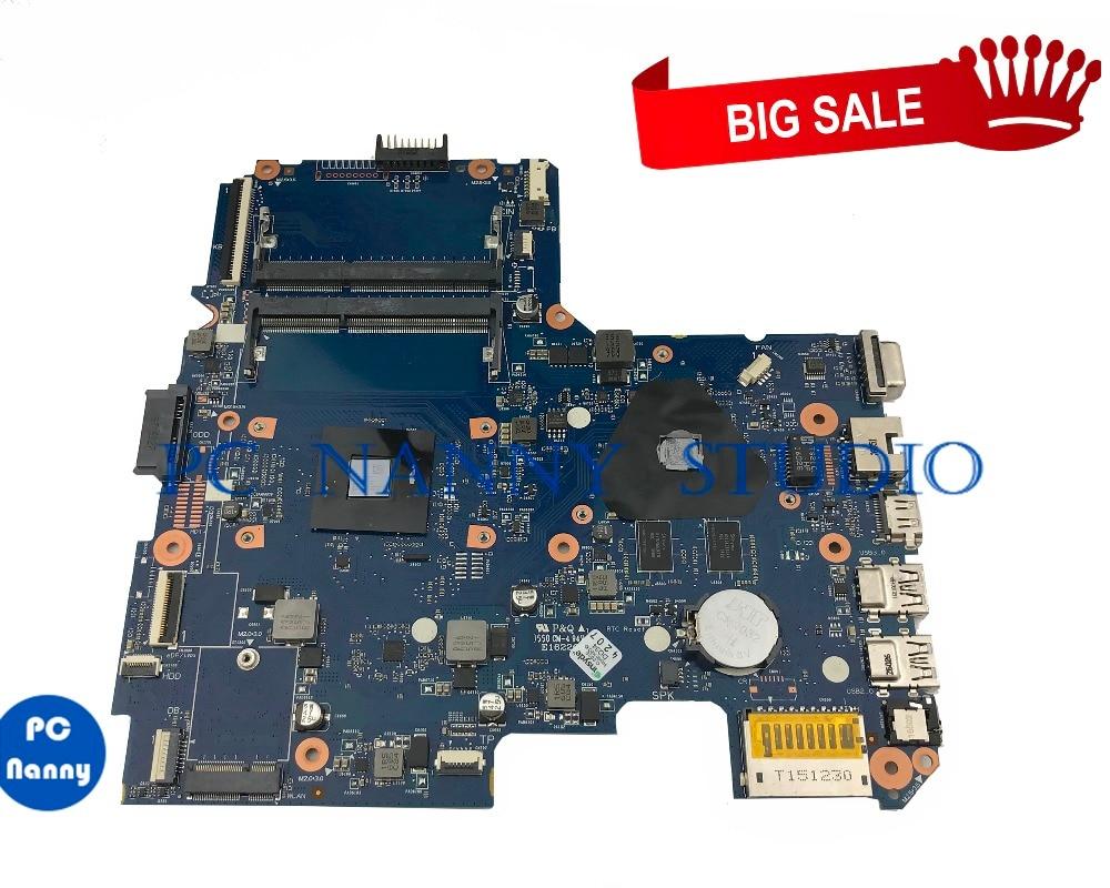 PCNANNY para la placa base del ordenador portátil HP Elitebook 245 G5 6050A2822801-MB-A02 A6-6310 probado