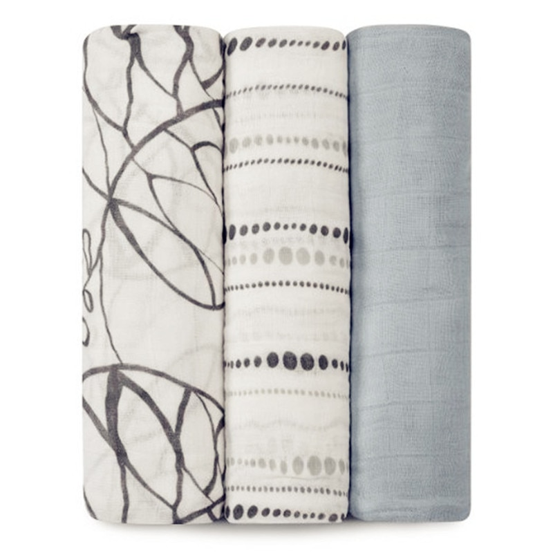 baby blanket cottonBamboo Fiber baby muslin swaddle blanket better than Aden Anais Baby bath towel cotton Blanket Infant Wrap