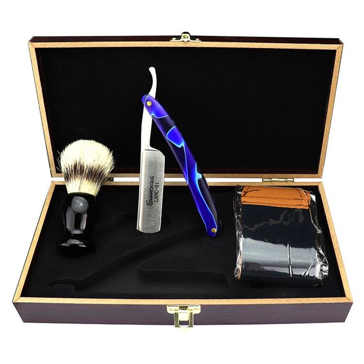 Professional Barber Shaving Straight Razor Rasoir De Barbier High Quality Stainless Steel Women Razor Male Body Face Underarm enlarge
