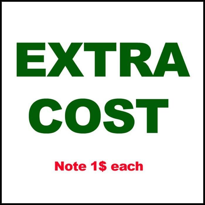 رابط دفع خاص لتكلفة شحن إضافية أو دفع إضافي على الطلب