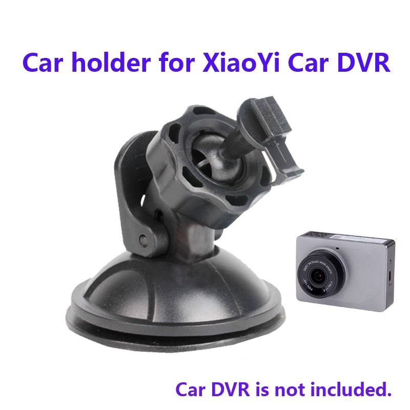 Suporte de Ventosa Ventosa carro Montar Titular para Xiaomi Yi Ambarella Car DVR Traço Camera