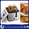 Friteuse électrique thermostatique sans fumée pour la maison petite poêle multifonctionnelle