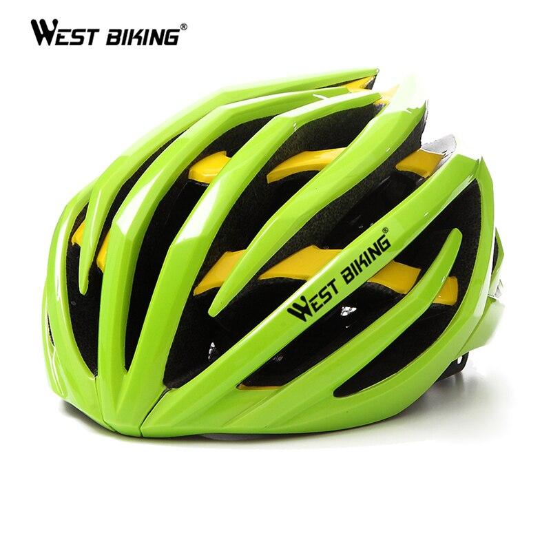 WEST BIKING MTB BMX Cascos de Ciclismo Unisex ultraligero Casco de Bicicleta Casco de Ciclismo