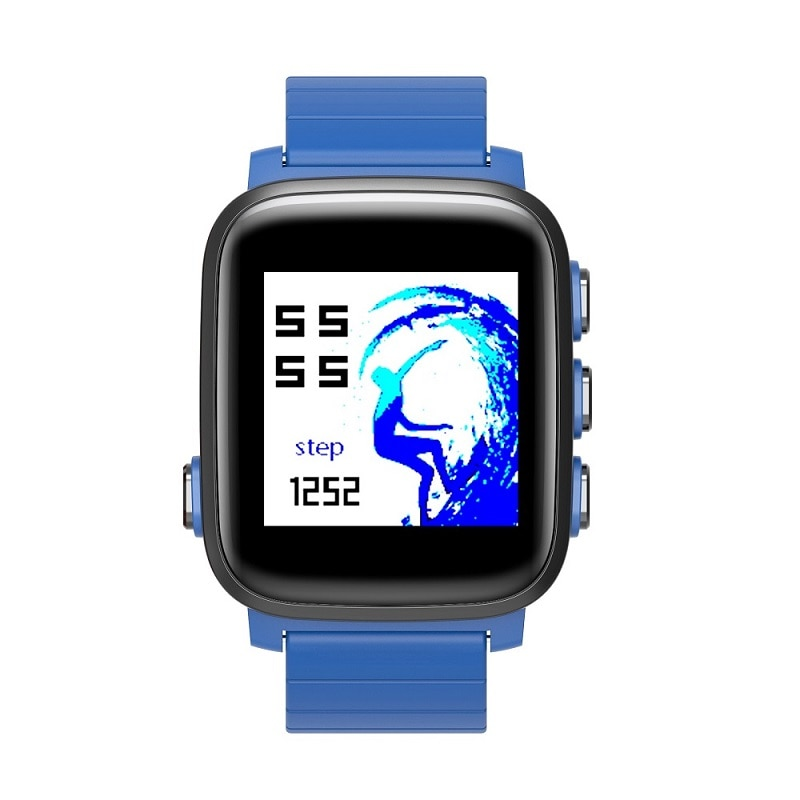 2018 Новые Популярные Модные Смарт-часы водонепроницаемые Bluetooth LCD Android Band GPS монитор сердечного ритма умный Браслет для Android iOS