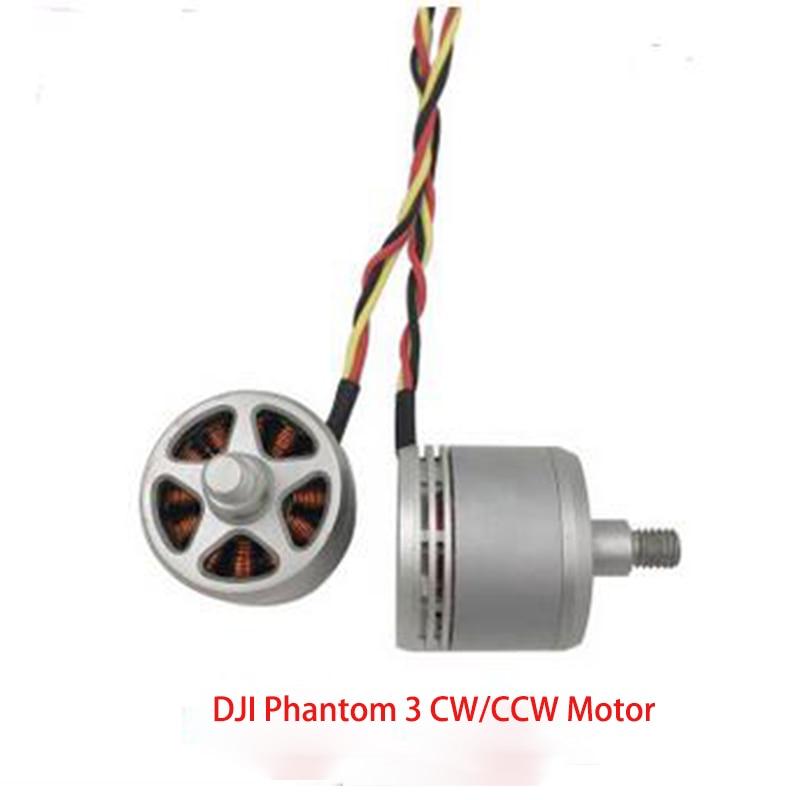 Original DJI Phantom 3 Motor 2312A CW/CCW for Phantom3 Drone Accessories Repair Parts Free Shipping