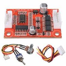 DC 7.5V-18V 30W Brushless Motor Driver Controller Board DIY Kit for Hard Drive Motor/Pump Over-current Hot Sale