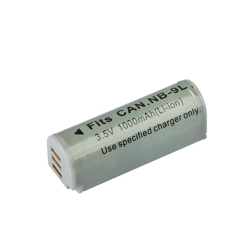Dinto 1 шт. NB-9L NB9L NB 9L литий-ионная аккумуляторная цифровая камера для Canon IXUS 1000 1100 3,5 V 1000mAh