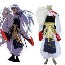 Costume de Cosplay Inuyasha Sesshomaru E001
