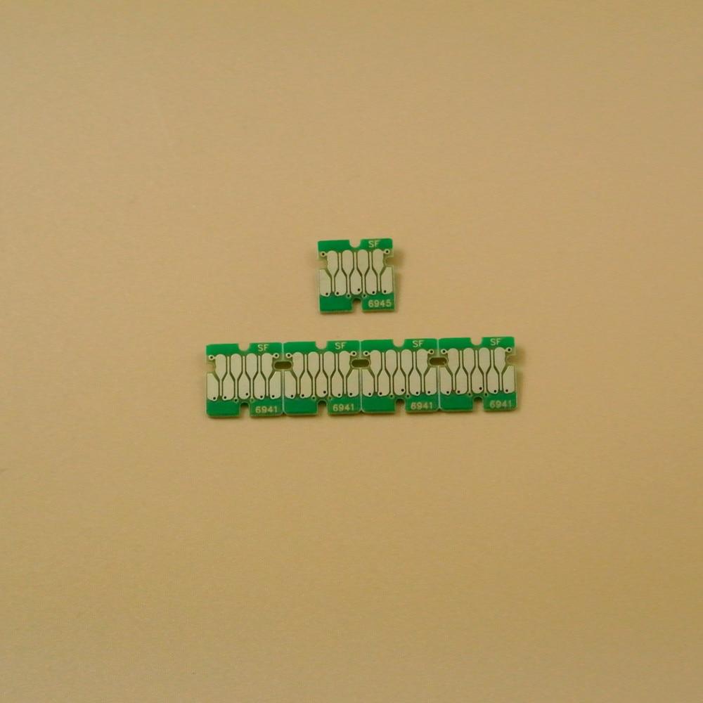 70 unids/lote estable chip para Epson Surecolor de F serie F6000/F7000 F6070 F7070 cartucho compatible chip