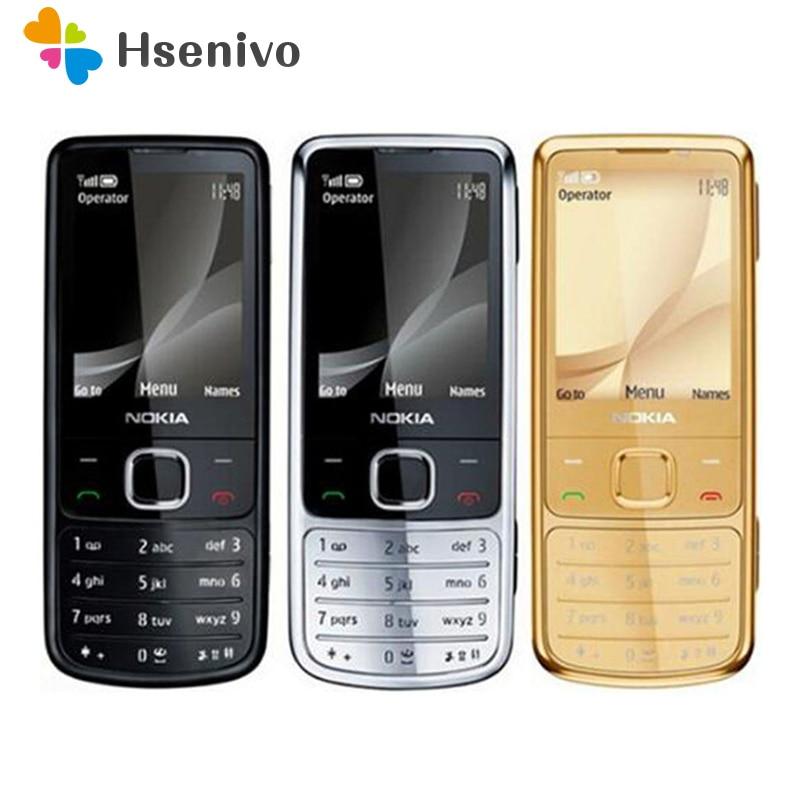 Nokia 6700c Refurbished-Original 6700 Classic Cell Phone GPS 5MP 6700c English /Russian/Arabic Keyboard support Free shipping
