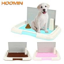 Treillis chien toilette pot chiot bac à litière pipi formation bassin de lit toilette facile à nettoyer animal toilette produit pour animaux de compagnie