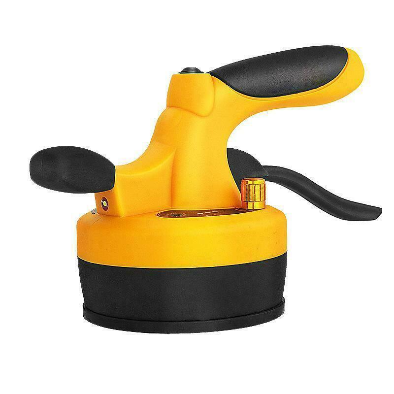 Máquina de herramienta para azulejos profesional, vibrador, ventosa ajustable para 60x60cm, HUG-Deals