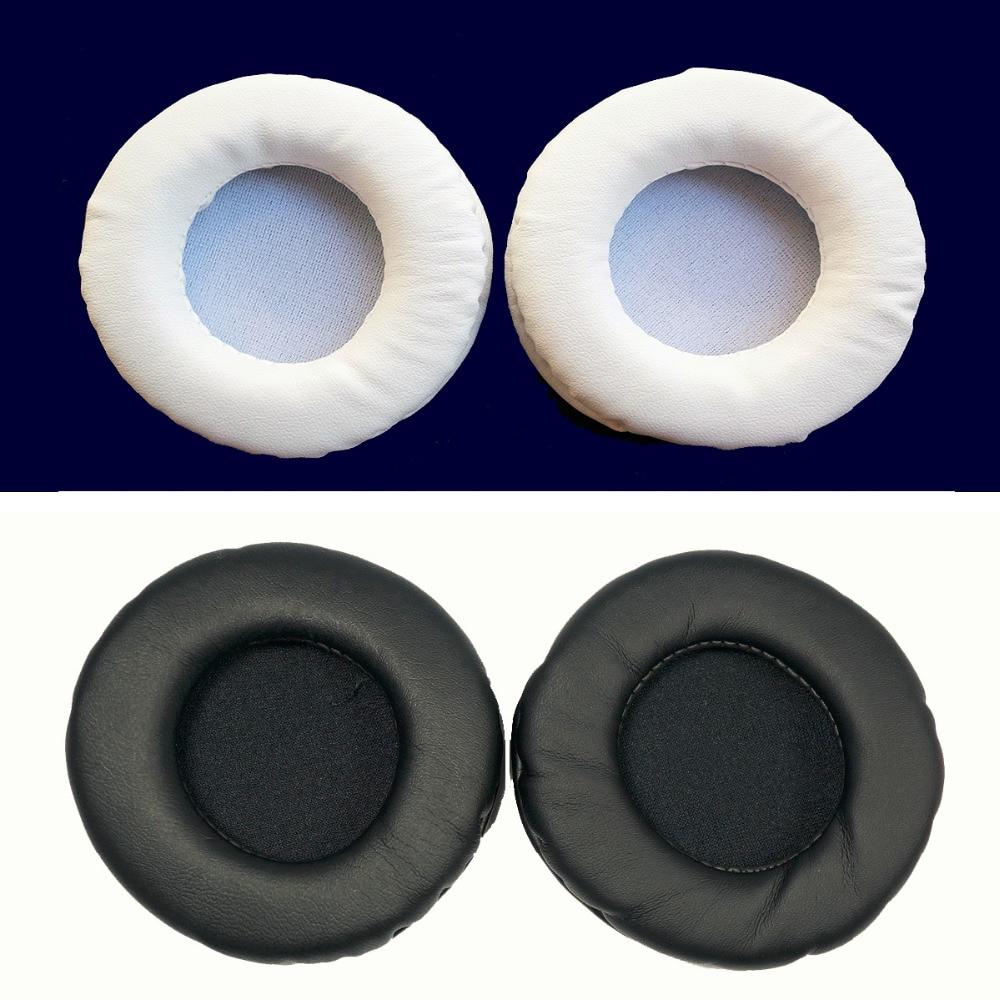 Амбушюры Замена крышки для Audio-Technica ATH-SJ5 ATH-SJ55 ATH-ES7 ATH-ESW9 наушники (earmuffes/оригинальная подушка)