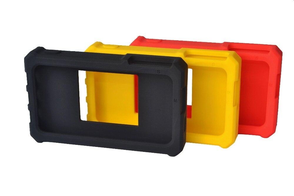 CCDSO защитный силиконовый чехол для Mini DSO212 DS212 Digital Storage Oscillocope Osciloscopio 3 вида цветов Доступные характеристики: