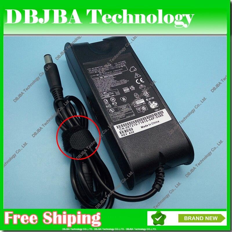 شاحن عالي الجودة لأجهزة Dell Latitude 100L X300 D630 D620 وللاستديو PP33L PP39L WU946 WU960 Series NEW 19.5V 4.62A 90 واط