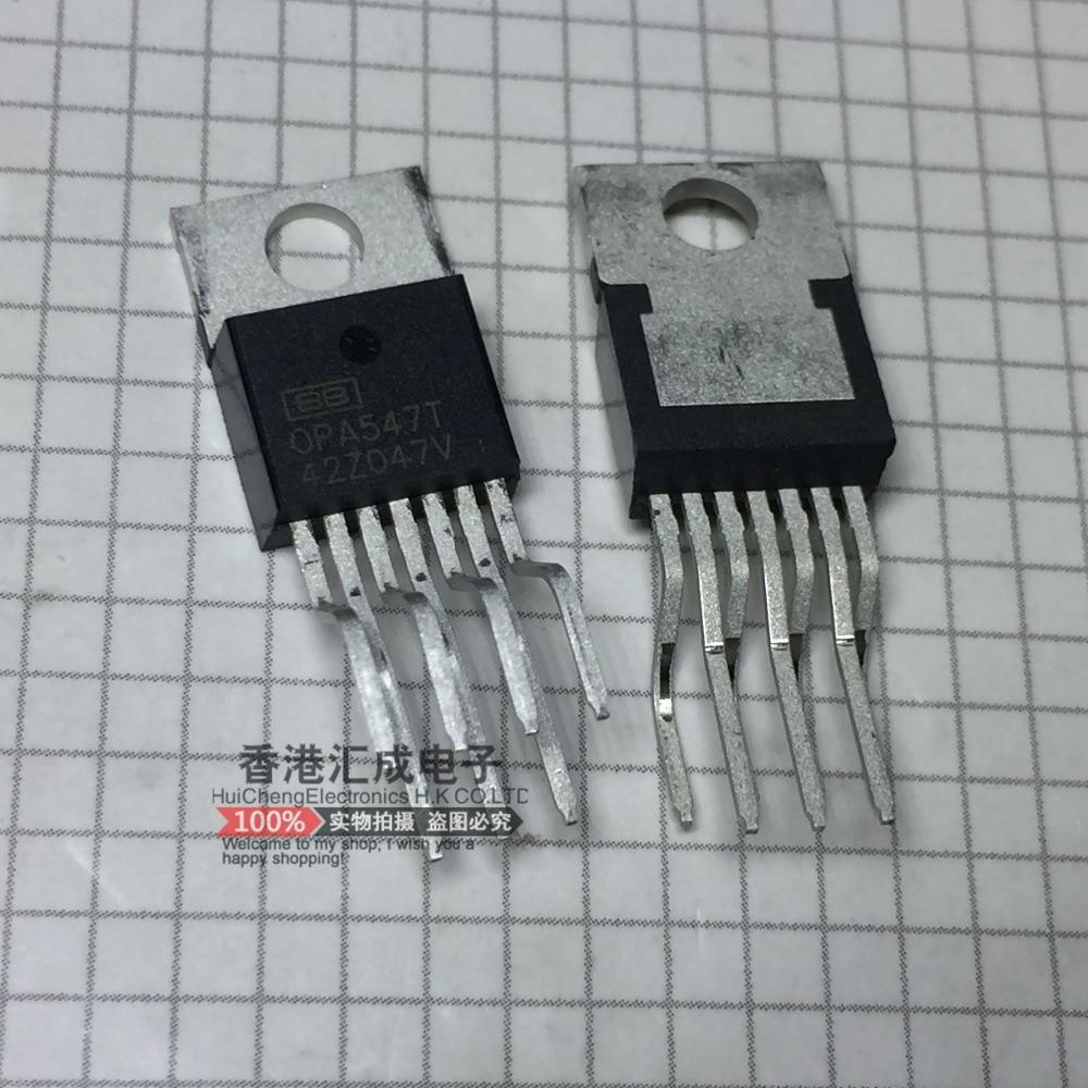 OPA547T OPA547 TO220-7 nuevo Original