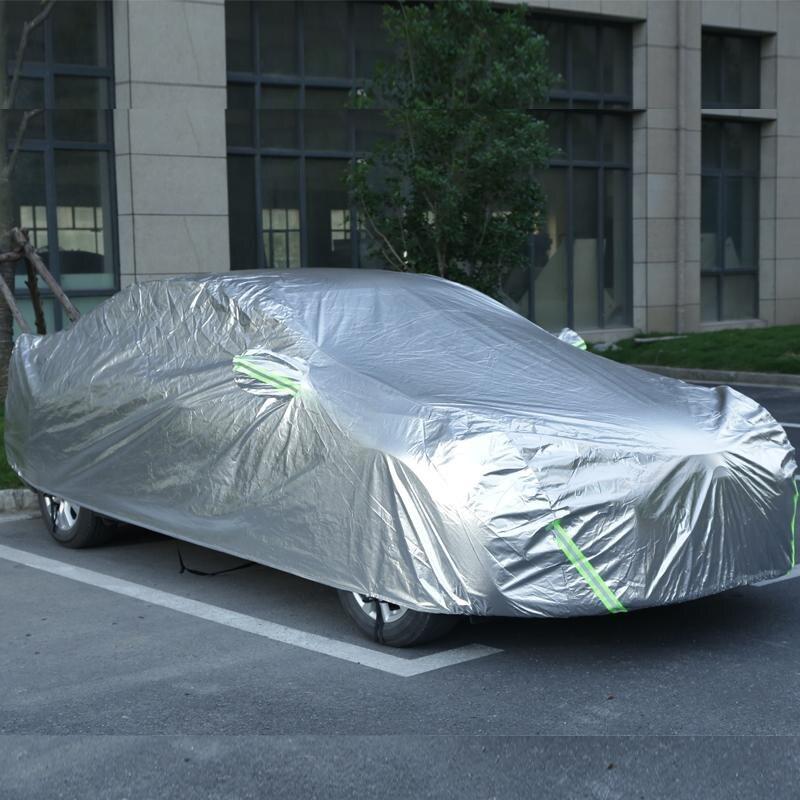 Cubierta de coche, cubierta de coche, protector solar, protección solar, para dacia duster logan sandero stepway Daewoo lacetti lanos matiz nexia