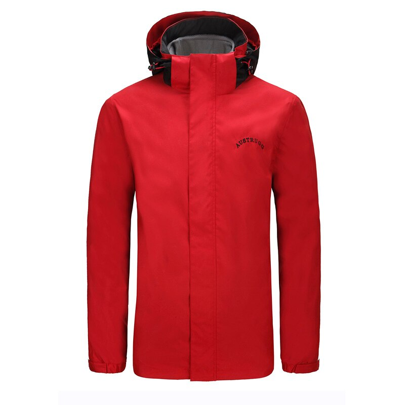 Austrugg Men 005-1 Ultralight 3-in-1 Keep Warm Windproof Winter Autumn Spring Jacket  Fitness Outdoor Sport Clothing