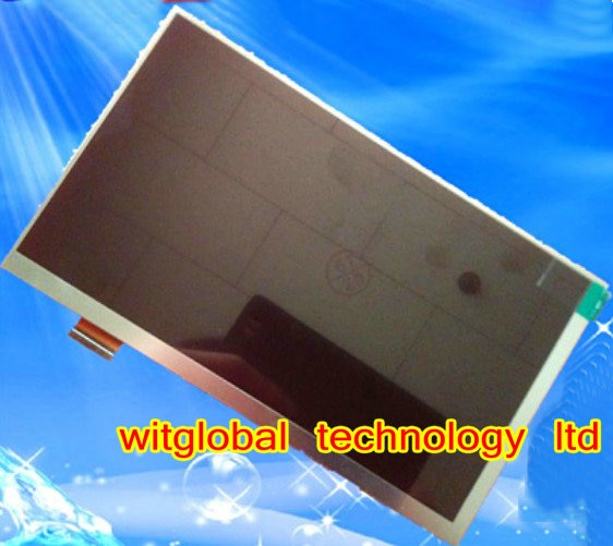 Nuevo Panel de pantalla LCD TFT de 7 pulgadas, pantalla LCD para TurboKids Princess, nueva pantalla LCD