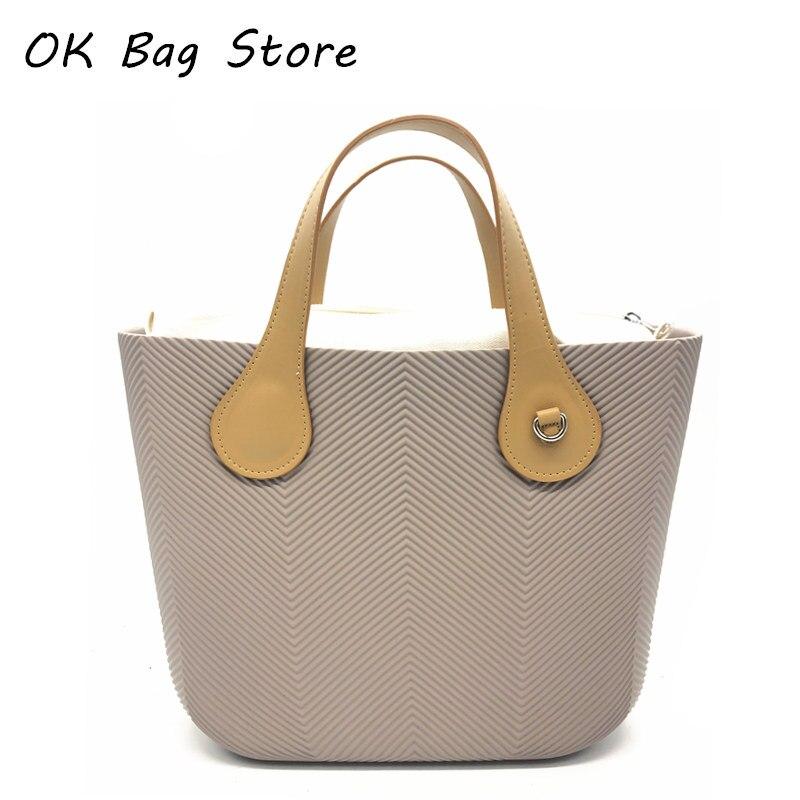 حقيبة صغيرة obag الداخلية الاسلوب المناسب الإكسسوارات لا شعار حقيبة