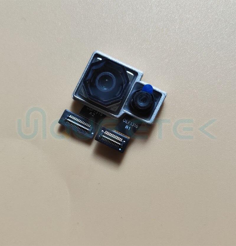 Original Tested  Rear Big Back Camera Module Flex Cable For Xiaomi Redmi Note 5 6 7 pro Replacement Parts