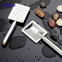 Dofaso stainless Steel Hand Shower Set Polished Shower Slim Shower Head Pressurized Water Saving