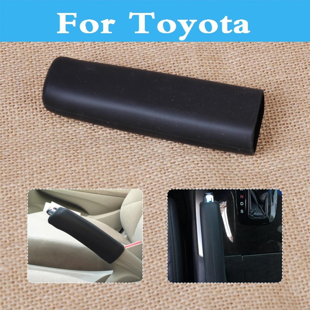 Автомобильный стиль, ручная Тормозная ручка, защитный чехол для Toyota Prado Hilux Surf Iq Ist Kluger Land Cruiser