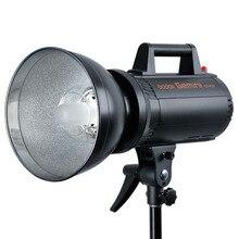 Godox GT400 400W Studio stroboscope Photo Flash lampe 400Watts pour Portrait mode mariage art photographie 220V