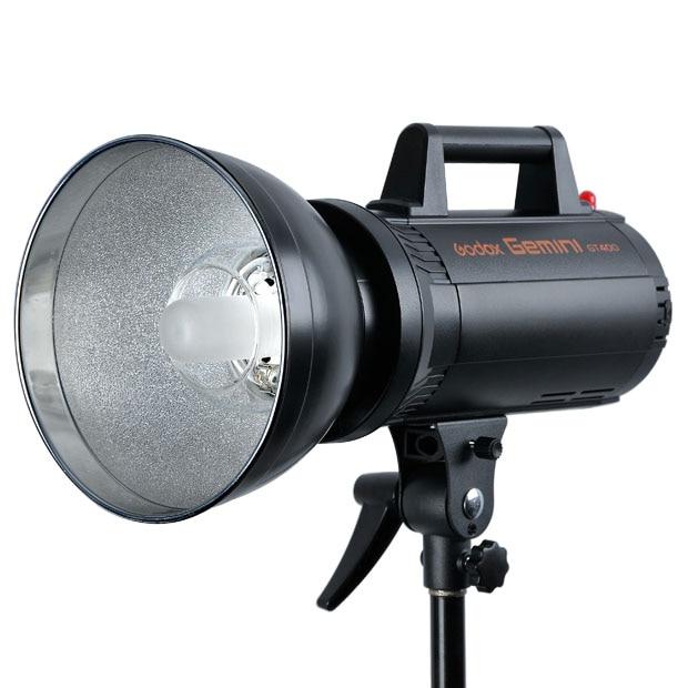Godox GT400 400 Вт студийный стробоскопический фотовспышка светильник 400 Вт для портретной модной свадебной художественной фотографии 220В