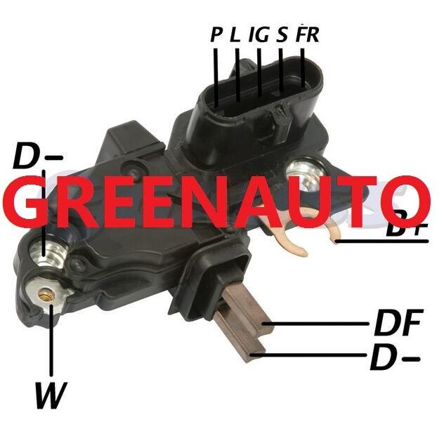 24 v regulador de tensão do alternador f00m144121 f00m144105 f00ma45247 1920315 2004300 04510249 4510249