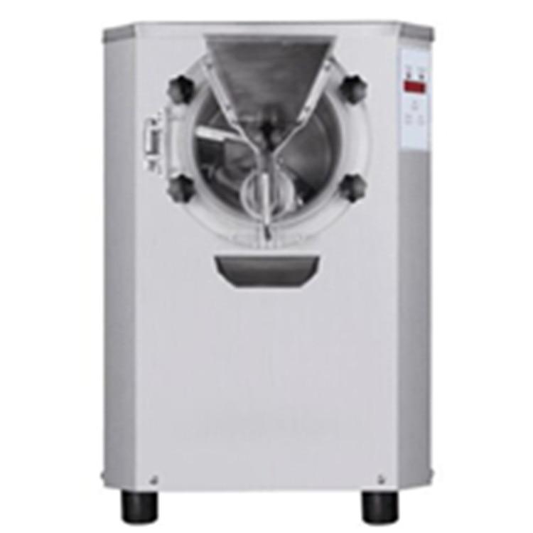 Ampliamente utilizado, helado duro 20L/H, helado italiano de helado, máquina de congelación por lotes