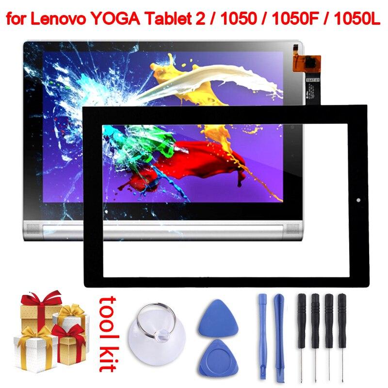 قطع غيار لجهاز Lenovo YOGA Tablet 2/1050 / 1050F / 1050L ، 10.1 بوصة ، جديد