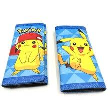 Dessin animé poche monstre portefeuille Pokemon pikachu Eevee Anime portefeuilles longue bi-fold ID argent porte-monnaie femmes sacs à main enfants cadeau